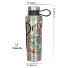Load image into Gallery viewer, Pittsburgh Thermal Bottle - catstudio