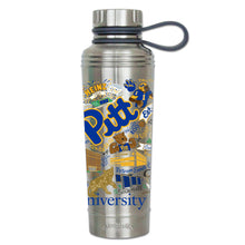 Load image into Gallery viewer, Pittsburgh, University of Collegiate Thermal Bottle - catstudio