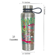 Load image into Gallery viewer, Portland Oregon Thermal Bottle Thermal Bottle catstudio