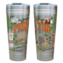 Load image into Gallery viewer, Princeton University Collegiate Thermal Tumbler (Set of 4) - PREORDER Thermal Tumbler catstudio
