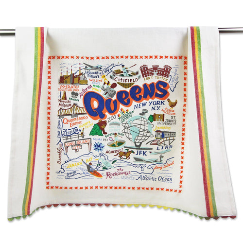 Queens Dish Towel Dish Towel catstudio