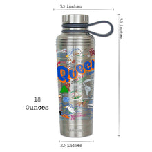 Load image into Gallery viewer, Queens Thermal Bottle Thermal Bottle catstudio