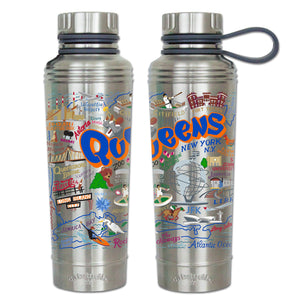 Queens Thermal Bottle - catstudio