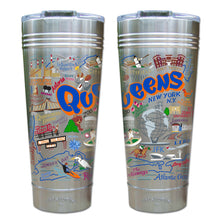 Load image into Gallery viewer, Queens Thermal Tumbler (Set of 4) - PREORDER Thermal Tumbler catstudio