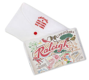 Raleigh Dish Towel - catstudio
