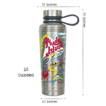 Load image into Gallery viewer, Rhode Island Thermal Bottle - catstudio