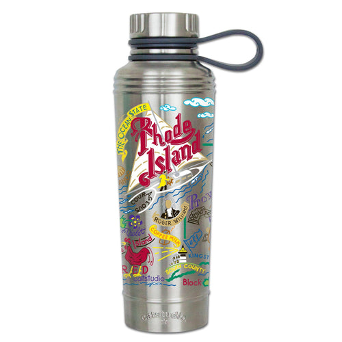 Rhode Island Thermal Bottle - catstudio