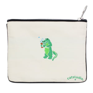 Richmond Zip Pouch - Natural - catstudio