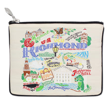 Load image into Gallery viewer, Richmond Zip Pouch - Natural - catstudio