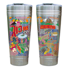 Load image into Gallery viewer, Rio de Janeiro Thermal Tumbler (Set of 4) - PREORDER Thermal Tumbler catstudio