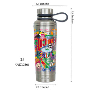 Rio de Janiero Thermal Bottle - catstudio