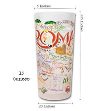 Load image into Gallery viewer, Roma Drinking Glass - catstudio