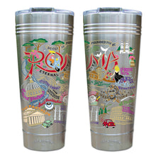 Load image into Gallery viewer, Roma Thermal Tumbler (Set of 4) - PREORDER Thermal Tumbler catstudio