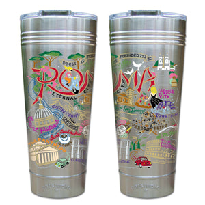 Roma Thermal Tumbler (Set of 4) - PREORDER Thermal Tumbler catstudio