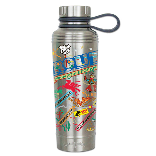 Route 66 Thermal Bottle - catstudio
