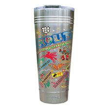 Load image into Gallery viewer, Route 66 Thermal Tumbler (Set of 4) - PREORDER Thermal Tumbler catstudio