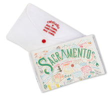 Load image into Gallery viewer, Sacramento Dish Towel - catstudio