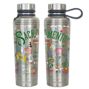 Sacramento Thermal Bottle - catstudio