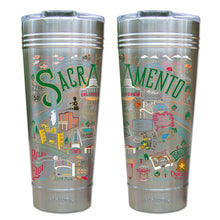 Load image into Gallery viewer, Sacramento Thermal Tumbler (Set of 4) - PREORDER Thermal Tumbler catstudio