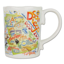 Load image into Gallery viewer, San Diego Mug - catstudio