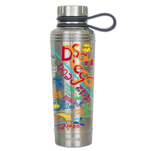 San Diego Thermal Bottle - catstudio