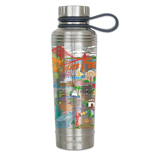 San Francisco Thermal Bottle - catstudio