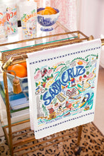 Load image into Gallery viewer, Santa Cruz Dish Towel Dish Towel catstudio