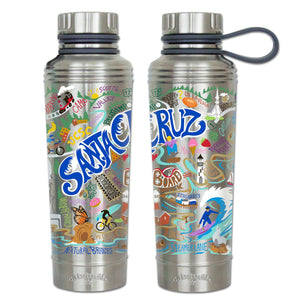 Santa Cruz Thermal Bottle - catstudio