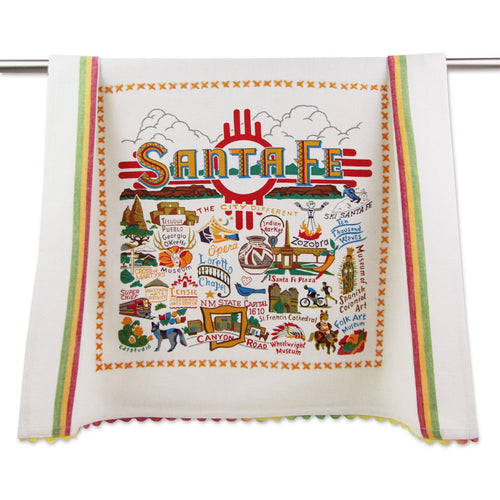 Santa Fe Dish Towel - Coming Soon! Dish Towel catstudio