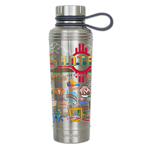 Santa Fe Thermal Bottle - catstudio