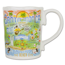 Load image into Gallery viewer, Santa Monica Mug - catstudio