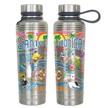 Load image into Gallery viewer, Santa Monica Thermal Bottle - catstudio