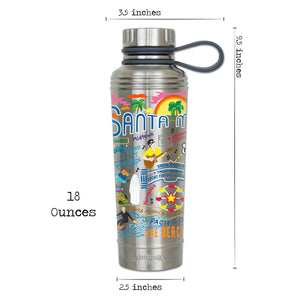 Santa Monica Thermal Bottle - catstudio