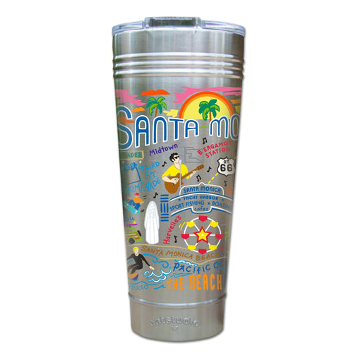 Santa Monica Thermal Tumbler (Set of 4) - PREORDER Thermal Tumbler catstudio