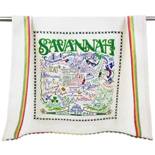 Load image into Gallery viewer, Savannah Dish Towel - catstudio