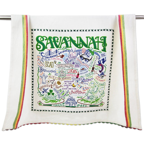 Savannah Dish Towel Dish Towel catstudio