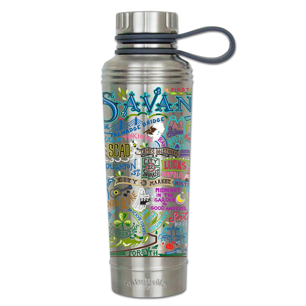 Savannah Thermal Bottle - catstudio