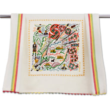 Load image into Gallery viewer, Scotland Dish Towel - catstudio