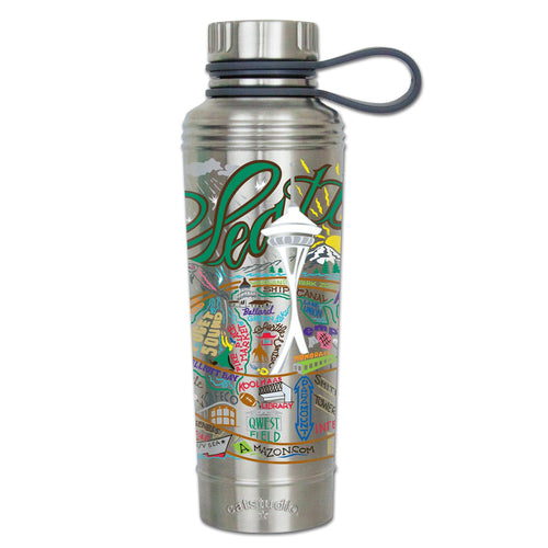 Seattle Thermal Bottle - catstudio