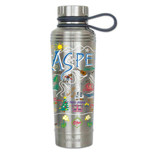 Load image into Gallery viewer, Ski Aspen Thermal Bottle - catstudio