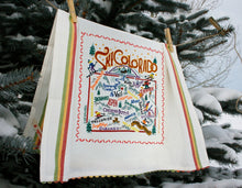 Load image into Gallery viewer, Ski Colorado Dish Towel - catstudio