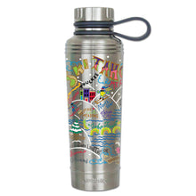Load image into Gallery viewer, Ski Tahoe Thermal Bottle - catstudio