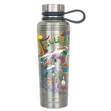 Load image into Gallery viewer, Ski Telluride Thermal Bottle - catstudio