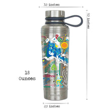 Load image into Gallery viewer, Ski Utah Thermal Bottle - catstudio