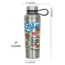 Load image into Gallery viewer, Ski Vermont Thermal Bottle Thermal Bottle catstudio