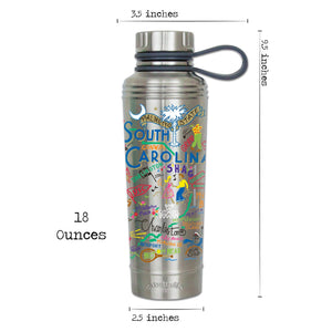South Carolina Thermal Bottle - catstudio