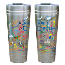 Load image into Gallery viewer, South Carolina Thermal Tumbler (Set of 4) - PREORDER Thermal Tumbler catstudio