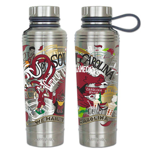 South Carolina, University of Collegiate Thermal Bottle - catstudio