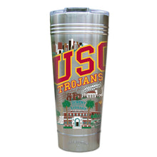Load image into Gallery viewer, Southern California, University of (USC) Collegiate Thermal Tumbler (Set of 4) - PREORDER Thermal Tumbler catstudio