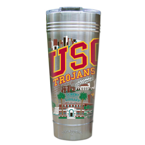 Southern California, University of (USC) Collegiate Thermal Tumbler (Set of 4) - PREORDER Thermal Tumbler catstudio